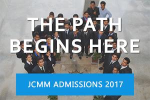 JCMM Admissions 2017