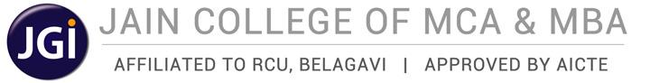 JCMM - Jain MBA College in Belgaum