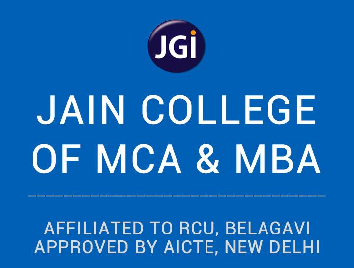 JCMM - Jain MBA College in Belgaum | A JGI Institution
