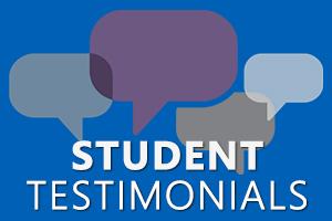 JCMM Student Testimonials