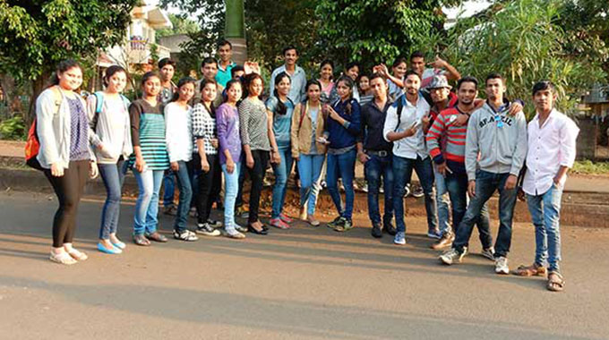 Outbound Program For First Year MBA Students