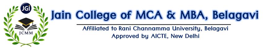 JCMM - Jain MBA Belgaum